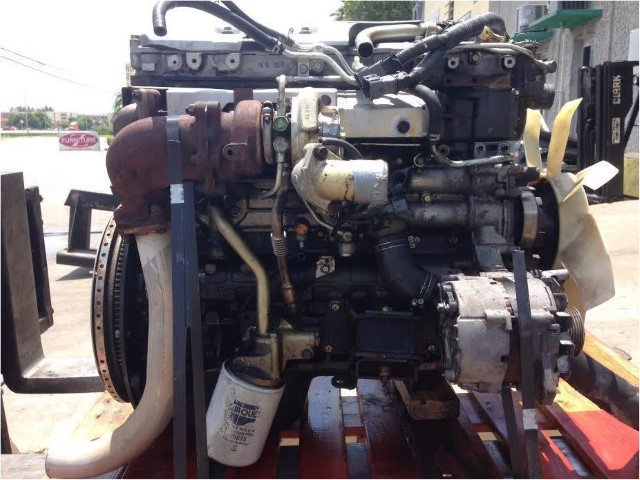 Misubishi 4M50 Diesel engines for FE and FG Fuso Trucks Workshop Manual