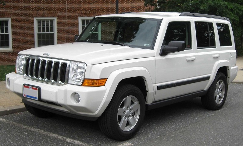 Jeep Commander XH XK 2006-2010 Workshop Repair Manual digital download
