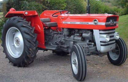 Massey Ferguson MF135 and M148 tractor factory workshop and repair manual download