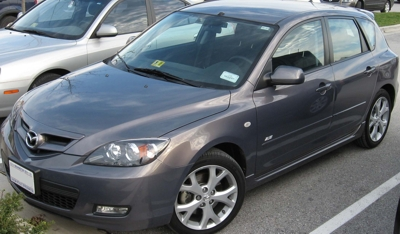 Mazda3 2003-2008  factory workshop and repair manual download
