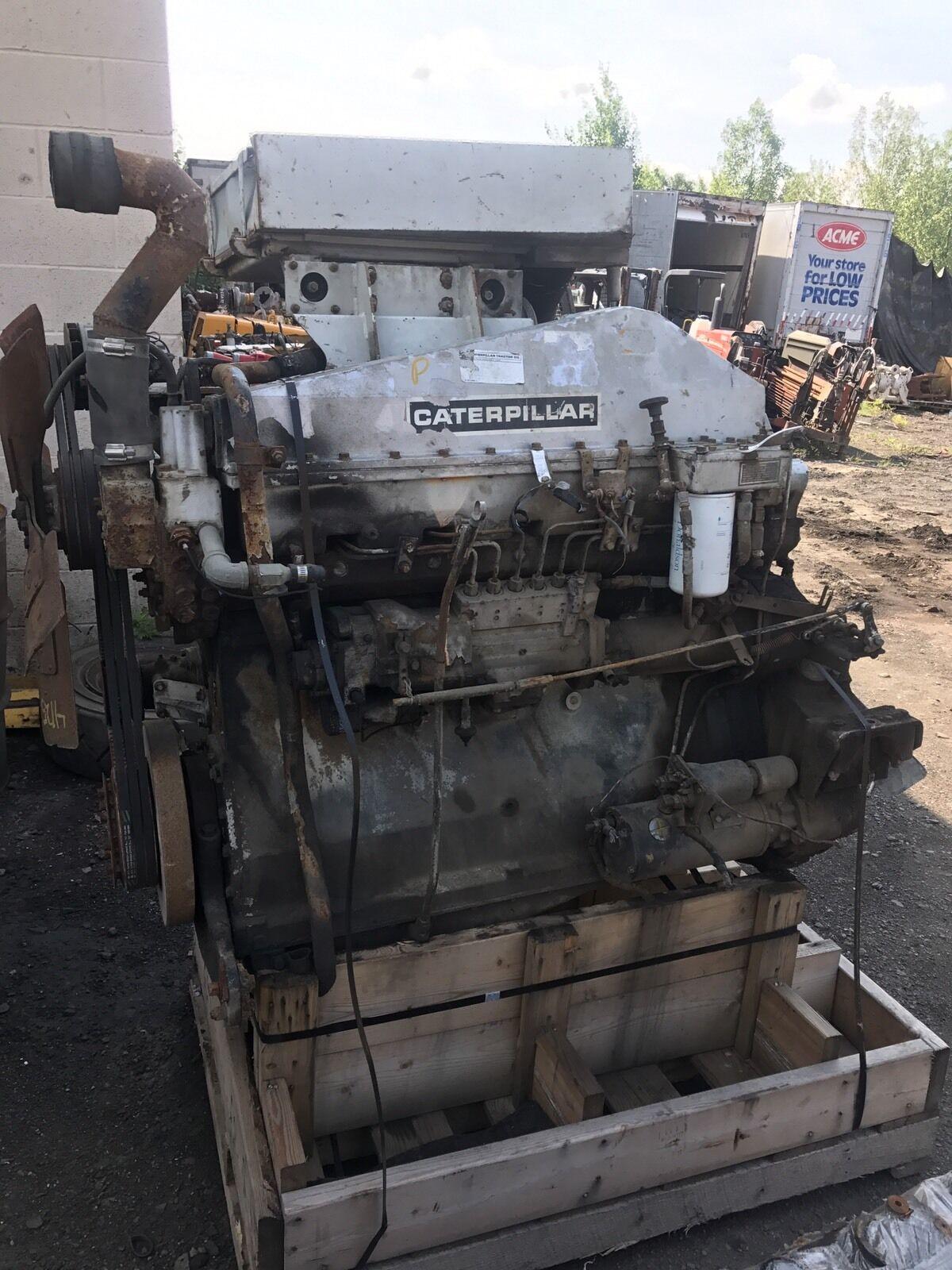 Caterpillar Cat 1674 Diesel Truck Engine Workshop Manual Manual Guide