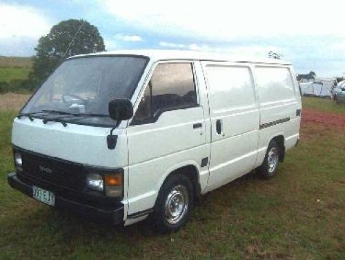 Toyota Hiace Van 1989-2004 factory workshop and repair manual download