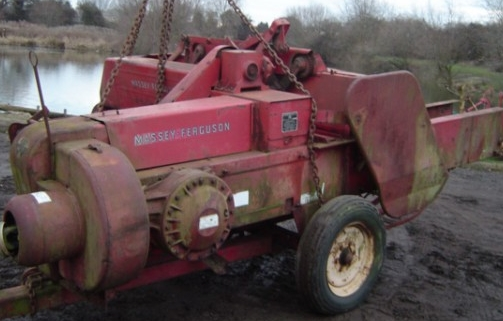 Massey Ferguson MF20 baler factory workshop and repair manual download