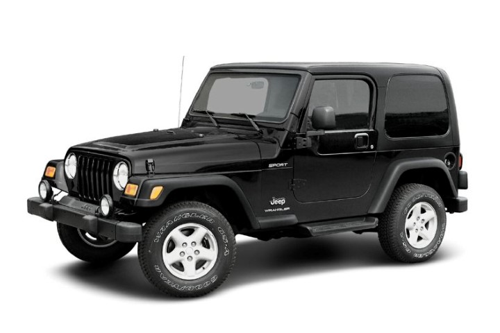 Jeep Wrangler TJ 2003 repair manual download